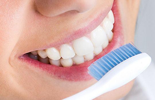 Регулярная чистка зубов предохраняет от инфаркта