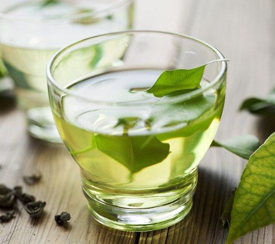 Зеленый чай поможет чувствительным зубам