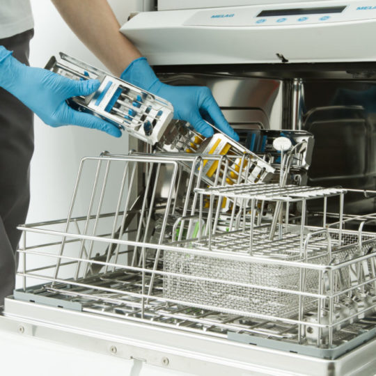Высший стандарт чистоты — гарантия вашей безопасности